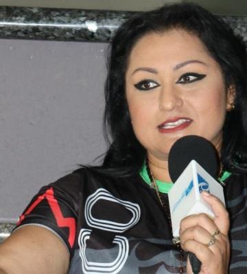 María de los Ángeles Ortiz, multimedallista olímpica visitó GPM
