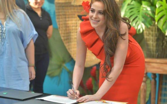Fátima Bosch Fernández se registra como representante de Teapa