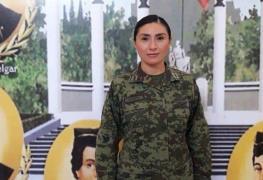 María Blanco Cocom: ´Es aprendizaje estar en Fuerzas Armadas´