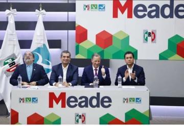 Meade se registra como candidato presidencial ante el INE