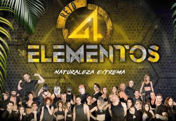 Hoy es el estreno de Reto los 4 Elementos, Naturaleza Extrema