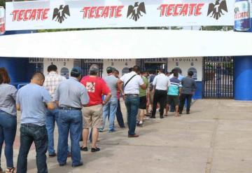 Todo listo para el partido inaugural de los Olmecas de Tabasco