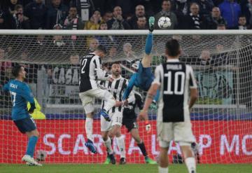 Cristiano Ronaldo marca un golazo de chilena a Juventus   (Video)