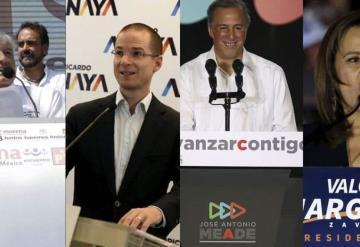 Candidatos presidenciales se reunirán con empresarios de EU