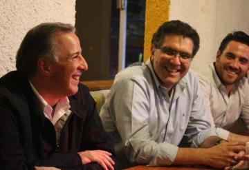 Se suma Ríos Piter a campaña de Meade y dejan puerta abierta a El Bronco y Zavala