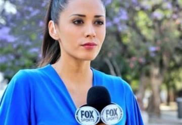 Reportera denuncia que fue manoseada por aficionados del Chivas