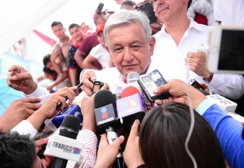 Los mejores momentos de López Obrador en Tabasco