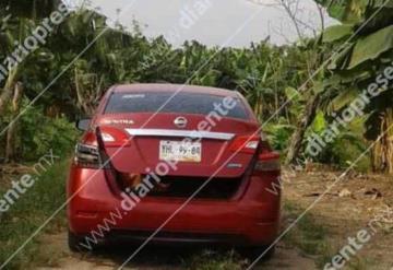 Encuentran cadáver encajuelado en la carretera Vhsa-Cárdenas