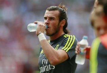¿Cuánta agua pierde un futbolista en un partido?