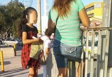 """Manda a su hija a vender chicles para que """"valore lo que tiene"""""""