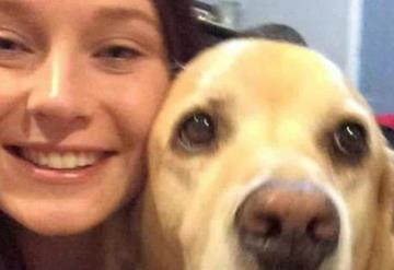 Diagnostican cáncer terminal a perro guía y le crean emotiva lista de deseos