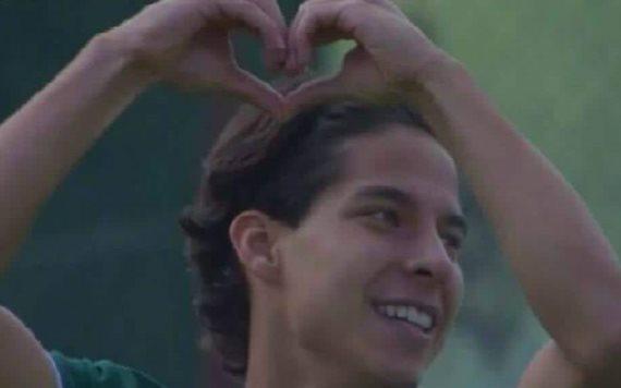 Diego Lainez marca el primer gol de México en el Esperanzas de Toulon