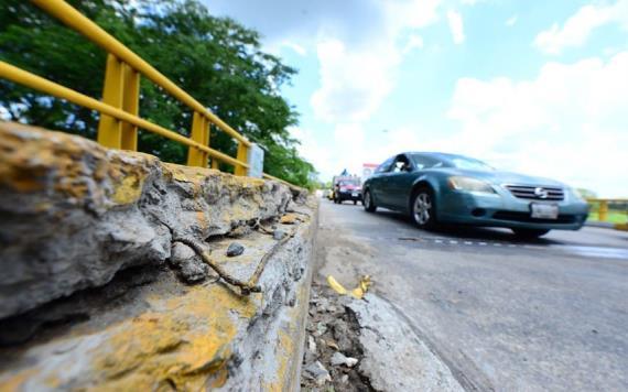 Atención en puente Grijalva II