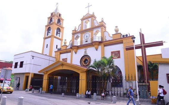 Amenaza delincuencia a iglesias