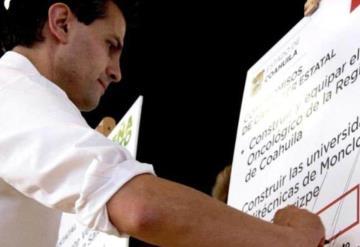 Nada obliga a Peña Nieto a cumplir sus compromisos de campaña firmados ante notario