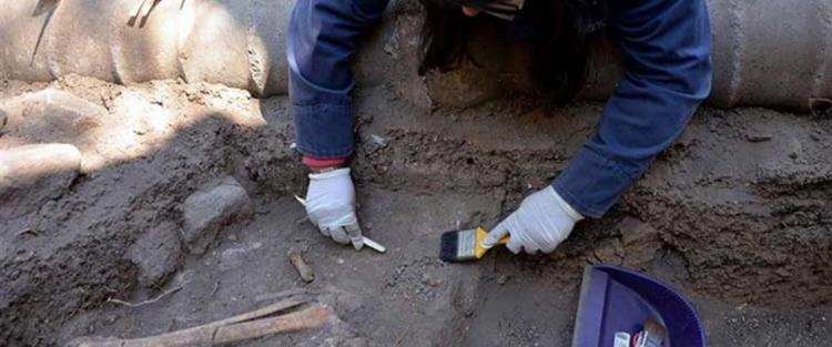 Video de las ruinas de hace mil 500 años descubiertas en Chapultepec