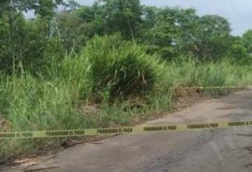 Ejecutan a balazos a sujeto en Huimanguillo