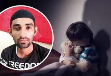 Sacrificó a su hija de 4 años para agradar a su Dios