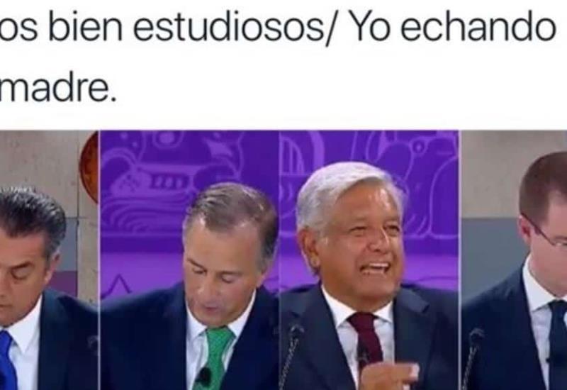 Los memes del debate