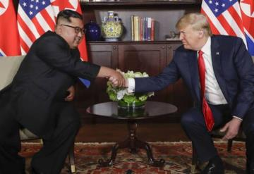 Donald Trump y Kim Jong Un abren una nueva era, pero sin asumir compromisos concretos
