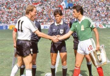 México contra Alemania y la historia