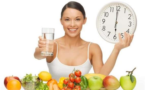 ¿Estás tomando suficiente agua?