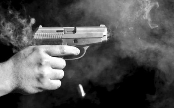 Detienen a sujeto por realizar disparos en la vía pública