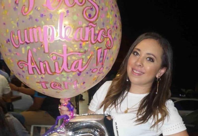 Felicidades Anita Vidal