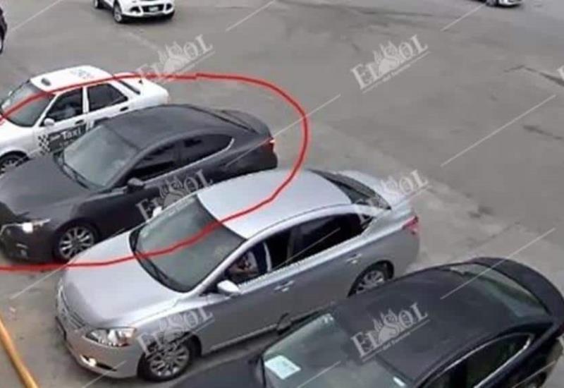 """Imágenes de sujeto que se dedica a """"cristalear"""" carros y asalto a transeúntes en Villahermosa"""