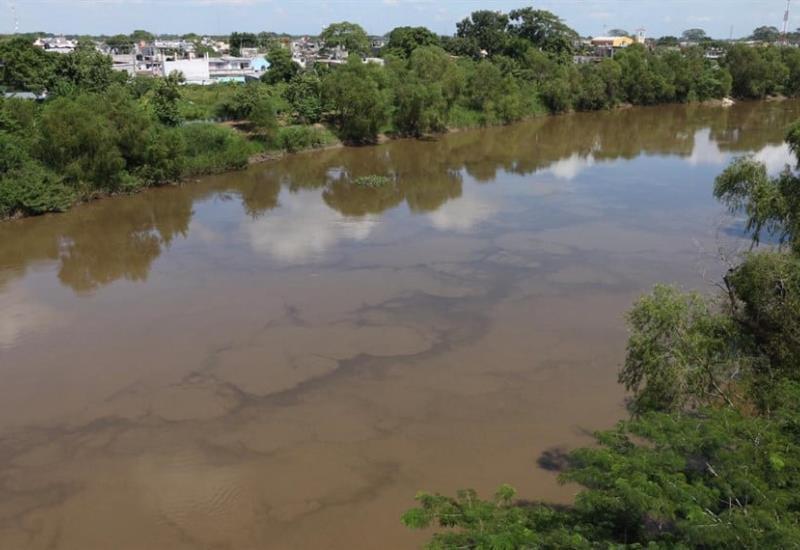 Contaminación del Río Grijalva es alarmante para la ciudadanía