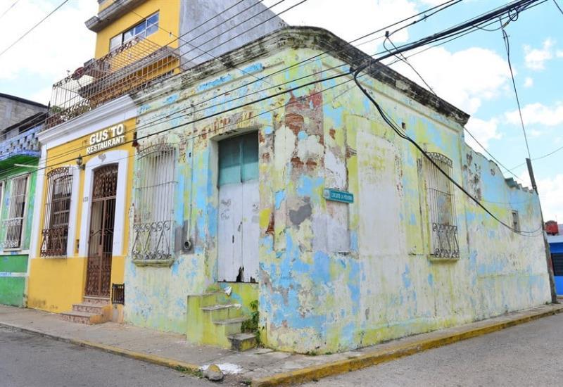 Patrimonio histórico de Villahermosa se encuentra en total abandono
