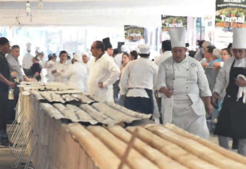 En preparación el tamal más grande del mundo en Villahermosa
