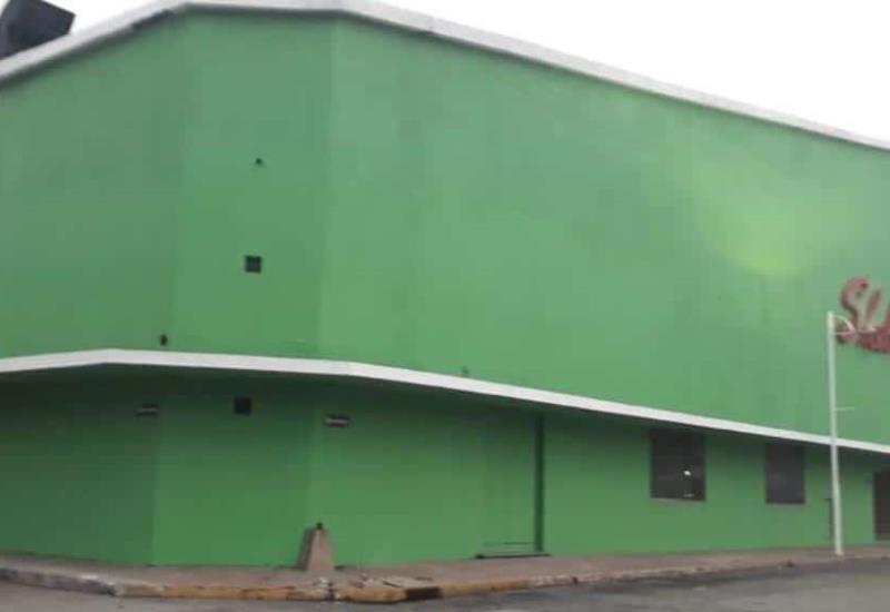 Embellecen el histórico Cine Sheba en Villahermosa