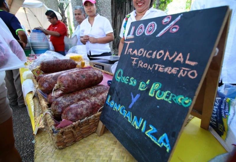 Así se realiza la segunda edición del Mercadito Agroalimentario Nuestras Raíces