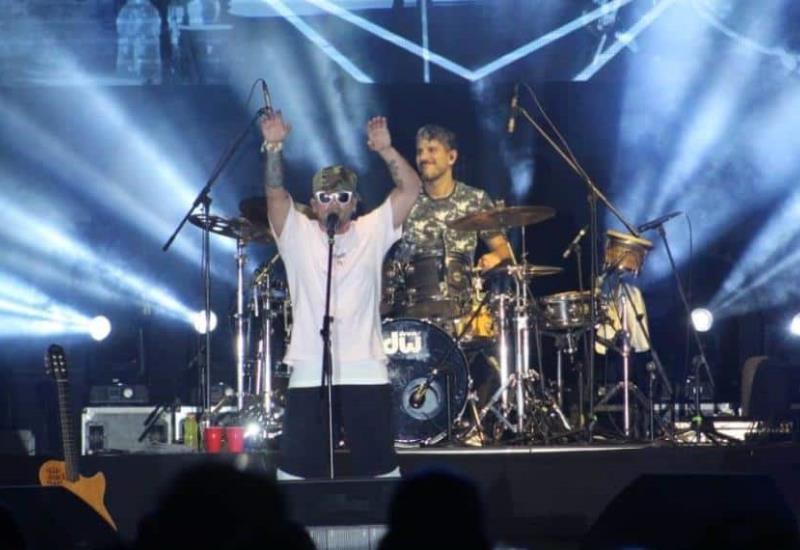 Pedro Capó celebra con éxito 20 años de trayectoria musical en la Feria Tabasco 2019