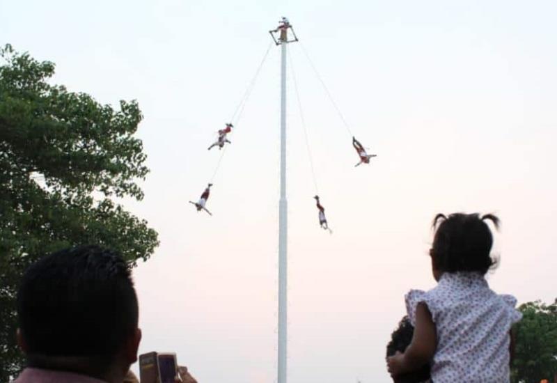 Así disfrutan ciudadanos del tercer día de la Feria Tabasco