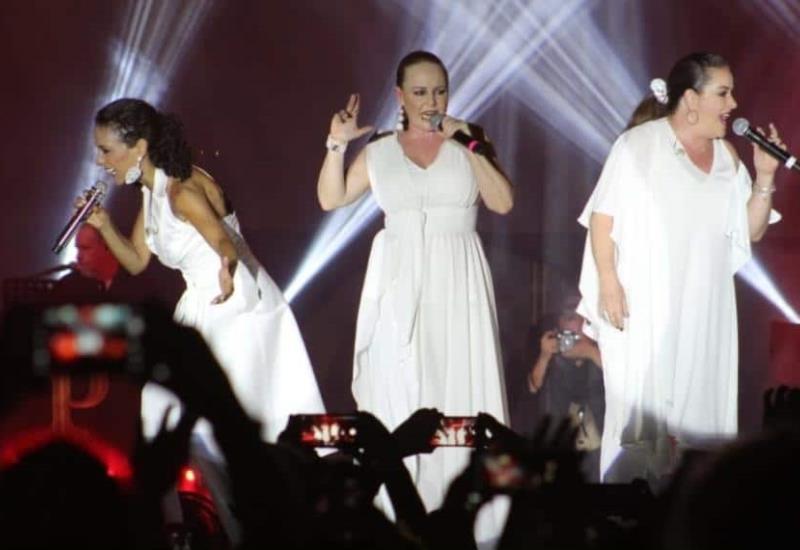 Pandora deleita a su público con exitoso concierto en La Feria Tabasco 2019
