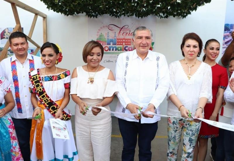 Así se vivió la inauguración de la Feria de Comalcalco 2019