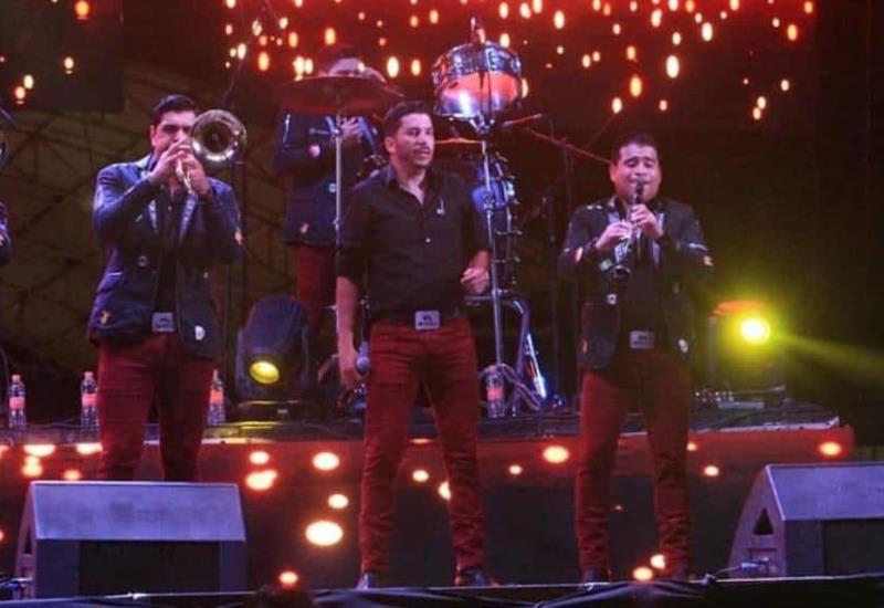 Exitosa presentación de Los Recoditos en la Feria de Comalcalco 2019