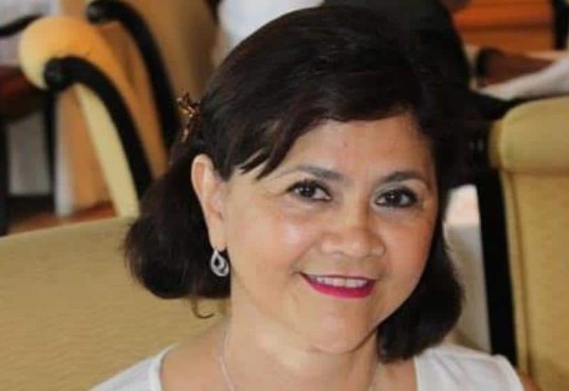 ¡Cumpleaños feliz a Liz Mendoza!