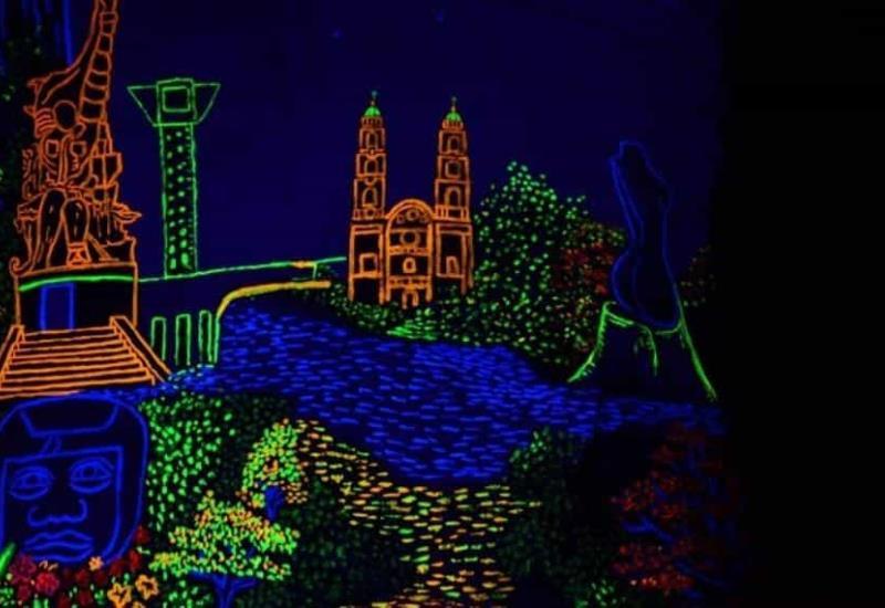 Filux Villahermosa sorprende, así se ve el Festival de las Luces, aún puedes acudir