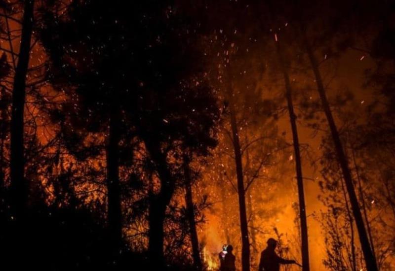 Arde Portugal, el saldo hasta ahora es de 20 heridos