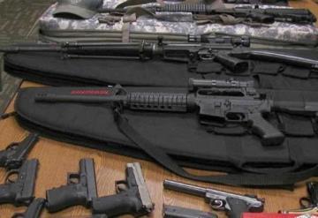 EU critica por narco, pero le surte armas; domina el tráfico a grupos criminales de México