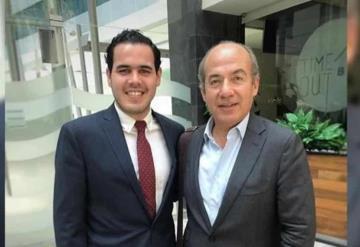 Detienen a sobrino de Felipe Calderón en el alcoholímetro; conducía vehículo oficial del congreso