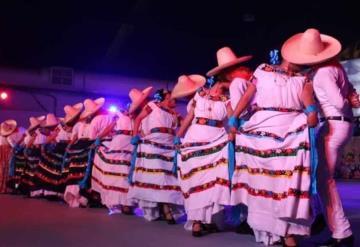 Ballet de Emiliano Zapata y tamborileros se presentan esta noche en el Zócalo de la Ciudad de México