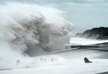 ¿Qué es un tifón? fenómeno que afecta a Japón