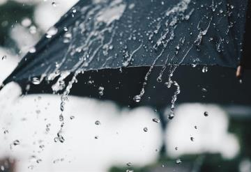 Prevén lluvias intensas y muy fuertes en diversas partes del país
