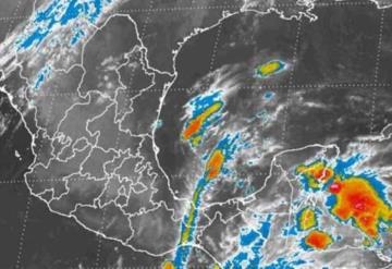 Amenaza a México frente frío número 5 y posible formación de ciclón en el Pacífico