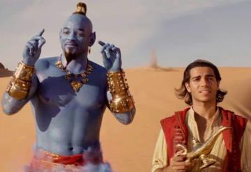 Prepara Disney segunda parte de la película  'Aladdin'