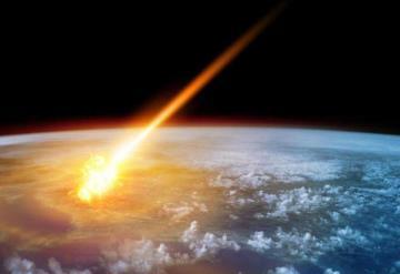 ¿Cayó un meteorito en México?